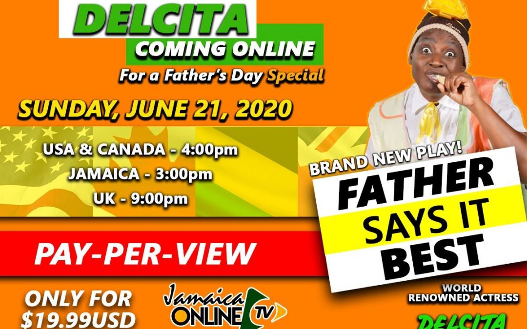 Delcita's online for Father's Day