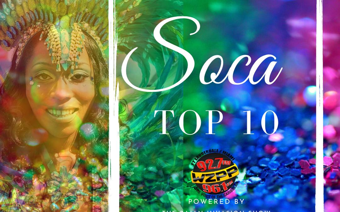 SOCA Top 10