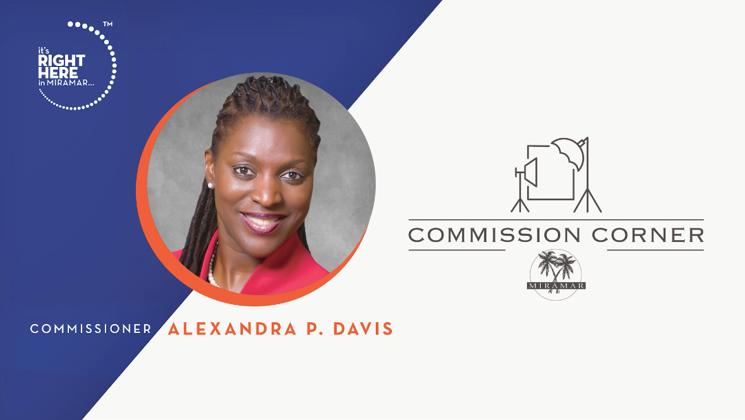 Watch Mikey Mike & Ms. Chin sit down with Miramar Commissioner Alexandra P. Davis to talk Jamaica Independence Celebration